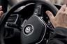 Выключатели Fontini в рекламе Volkswagen